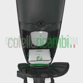 Aspirapolvere Vorwerk Folletto VK200 con Battitappeto EB400 Rigenerato