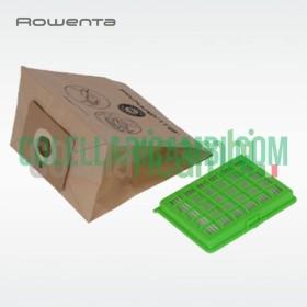 6 Sacchetti Aspirapolvere e 1 Filtro Hepa ZR004101