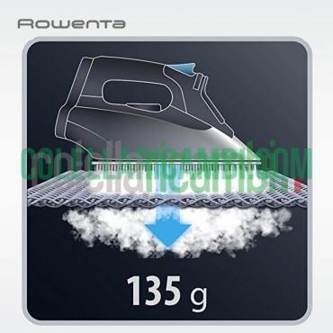 Ferro da Stiro a Vapore con Piastra in Microsteam 300 Rowenta DW4110 Autosteam Potenza 2350 W