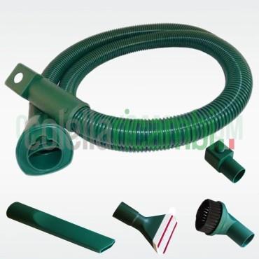 Aspirapolvere Vorwerk Folletto VK135 Rigenerato + Tubo Accessori con Garanzia