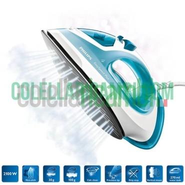 Philips GC2040/70 EasySpeed Ferro a Vapore Colpo Vapore 100 gr Serbatoio 270 ml