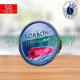 90 Capsule Caffè Borbone Miscela Blu Compatibile Dolce Gusto