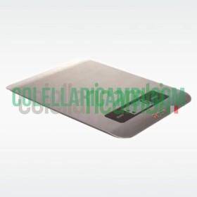 Bilancia da Cucina Digitale LCD UltraSlim Acciaio fino a 5 Kg