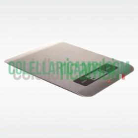 Bilancia da Cucina Digitale LCD Slim Acciaio fino a 5 Kg