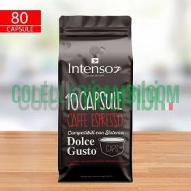 """80 Capsule compatibili Dolce Gusto Intenso """"CAFFE ESPRESSO"""""""