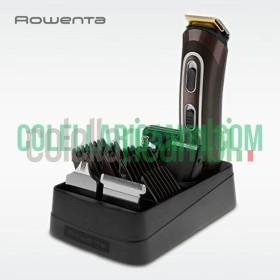 Rowenta TN9160 Trim&Style Grooming Kit 12 in 1 Rasoio Rifinitore per Viso, Barba, Corpo e Capelli