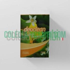 Deoclean Cristalli Deodoranti Profumo di Agrumi 6 buste da 50gr
