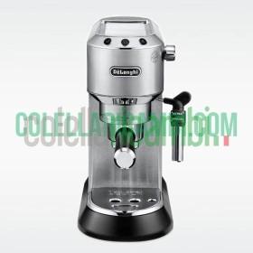 Macchina da Caffè Espresso Manuale Acciaio Inossidabile DeLonghi EC685M
