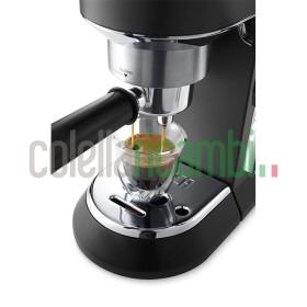 Macchina da Caffè Espresso Manuale Acciaio Inossidabile DeLonghi EC685BK