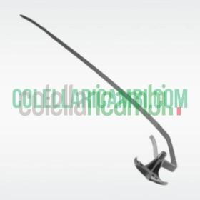 Pulsante Leva Sgancio Corpo Spazzola HD50 per Vorwerk Folletto VK150