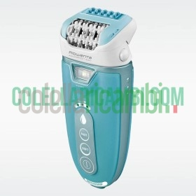 Rowenta EP9330 Aqua Perfect Soft Epilatore Wet & Dry con 4 Accessori