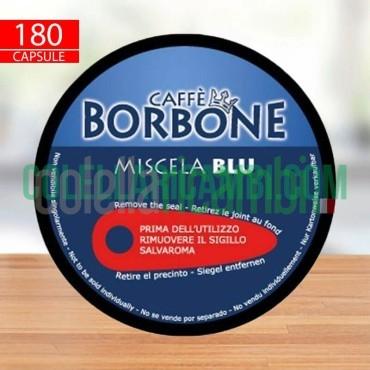 Borbone Caffe 180 Capsule Caffe Borbone Miscela Blu Compatibile Dolce Gusto