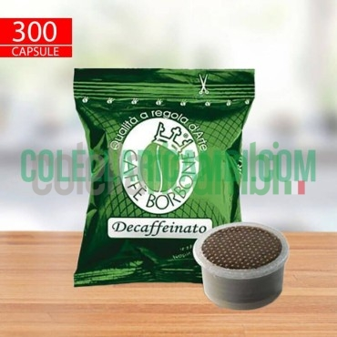 300 Capsule Caffe Borbone Miscela Dek 36 Mm Espresso Point