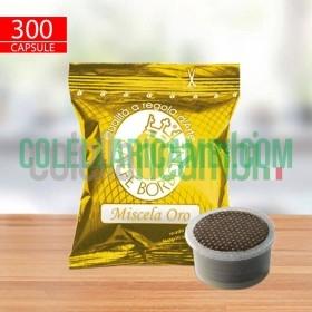 300 Capsule Caffè Borbone Miscela Oro 36 Mm Espresso Point