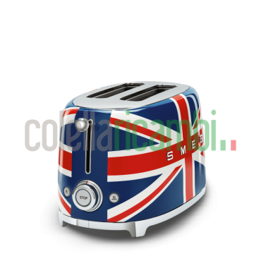 Tostapane Smeg 2 Fette Estetica anni 50' Inghilterra