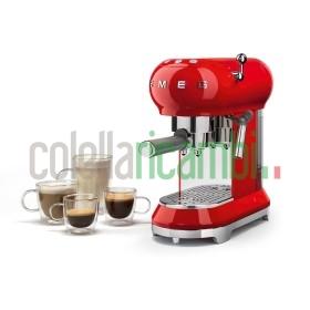 Smeg Macchina da Caffè espresso Estetica Anni '50