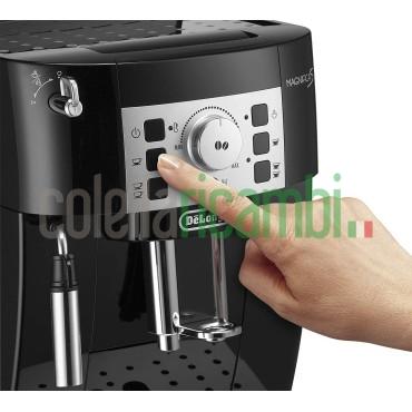 De'Longhi ECAM21.110.B Magnifica S Macchina da caffè Automatica, 1450 W, 1.8 Litri, Nero