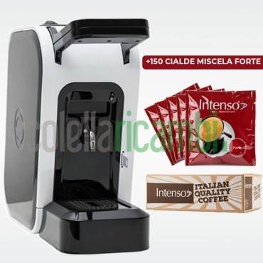 Macchina Caffe' Cialde Filtro Carta 44Mm Spinel Ciao Con Kit Cialde Forte