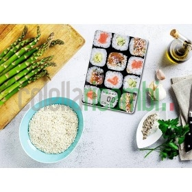 Bilancia da cucina digitale - sushi