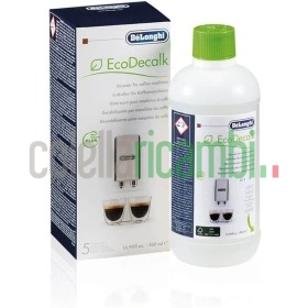 De'Longhi Ecodecalck Decalcificante Naturale, 500 ml