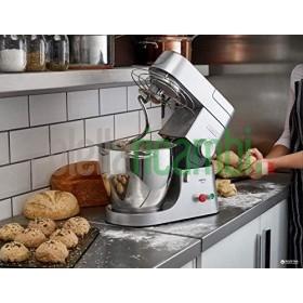 Kenwood Chef XL Pro Impastatrice Planetaria Professionale 1700W 6,7Lt