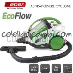 Aspirapolvere Eco Flow 1,2L 1400W Beper