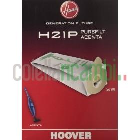Hoover Confezione Sacchetti Aspirapolvere