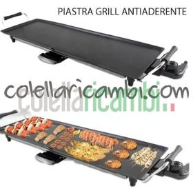 Piastra Barbecue Antiaderente Grill Beper