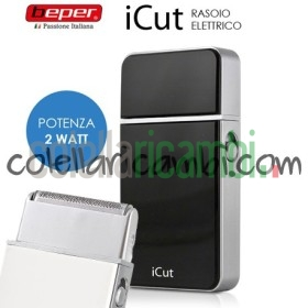 iCut Rasoio Wireless Beper