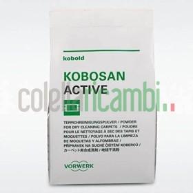 Confezione da 1 Busta Polvere Kobosan Vorwerk Originale