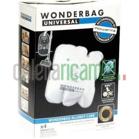 Wonderbag Sacchetti Per Aspirapolvere Rowenta