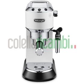 Macchina da Caffè Espresso Manuale Acciaio Inossidabile DeLonghi EC685W