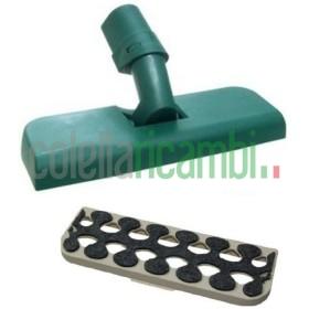 Corpo Spazzola HD12 Feltro Compatibile per Folletto VK120 VK121 VK122 con Setole