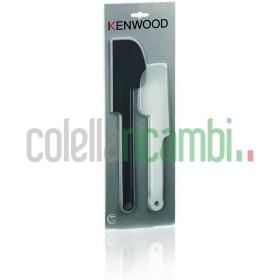 Kenwood set 2 spatole alta temperatura + morbida BPA