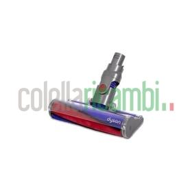 Turbospazzola Morbida Dyson QR soft roller Cleanerhead Assy V6 Fluffy SV09