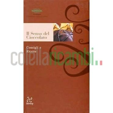 Libro Il Senso del Cioccolato Ricettario Bimby TM 31 Vorwerk