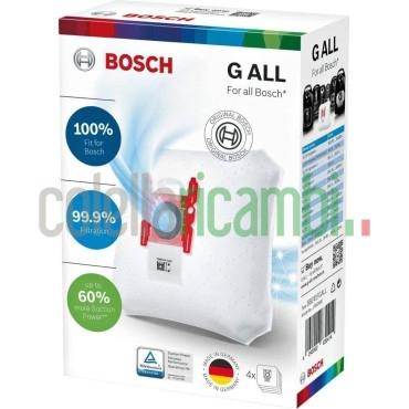 Sacchetti PowerProtect OrIginale Bosch per aspirapolvere 5L
