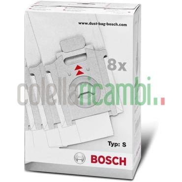 Sacchetti Originale Per Aspirapolvere Bosch 8 sac