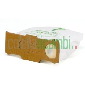 Sacchetti Compatibili In Microfibra per Vorwerk Folletto VK130 VK131 (6 PZ)