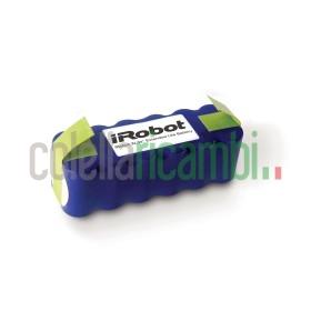 iRobot Batteria X-Life 3000 mAh NiMH Doppia Durata