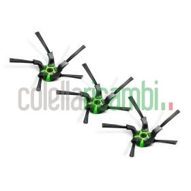 iRobot Serie s Kit 3 Spazzole Laterali