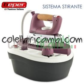 Ferro da Stiro con Caldaia 1L Sistema Stirante Vapos Beper