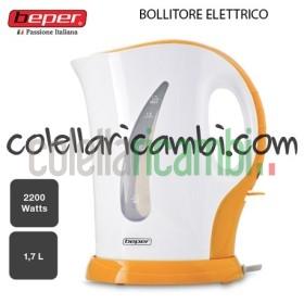 Bollitore Elettrico 1,7 L 2200w Beper