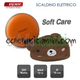 Scaldino Elettrico Soft Care 500W Beper