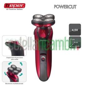 Rasoio Elettrico Ricaricabile Power Cut Beper
