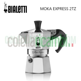 Caffettiera Bialetti Moka Express 2 Tz.