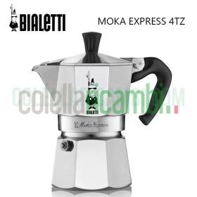 Caffettiera Bialetti Moka Express 4 Tz.