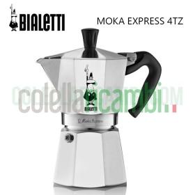 Caffettiera Bialetti Moka Express 6 Tz.
