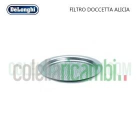 Filtro Doccetta Caldaia Caffettiera Alicia De Longhi 2-4-6 Tazze
