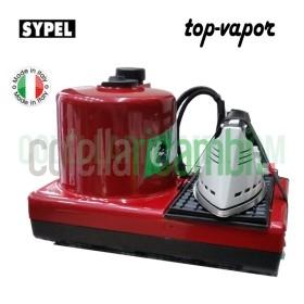 Ferro da Stiro Sypel Top Vapor Rosso con Caldaia 1,9L 2000W